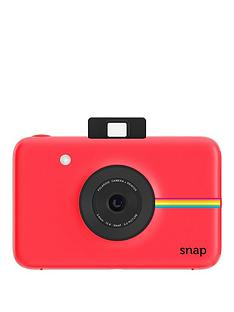 polaroid-snap-with-20-sheets-rednbspamp-snap-neoprene-pouch-blacknbsp