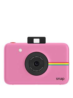 polaroid-snap-with-20-sheets-blush-pink-snap-neoprene-pouch-black