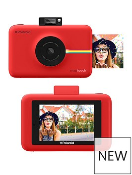 polaroid-snap-touchnbspwith-optional-50-pack-of-paper-and-neoprene-case-red