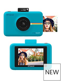 polaroid-snap-touchnbspwith-optional-50-pack-of-paper-and-neoprene-case-blue