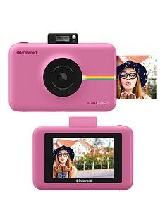 polaroid-snap-touch-digital-camera-with-optional-50-pack-of-paper-and-neoprene-case-blush-pink