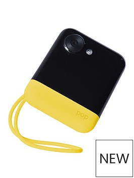 polaroid-pop-instant-print-digital-camera-with-20-pack-of-paper-and-optional-case-yellow