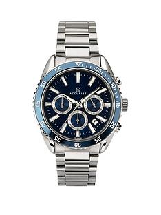 accurist-accurist-signature-collection-black-and-blue-chronograph-dial-stainless-steel-bracelet-mens-watch
