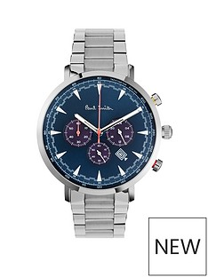 paul-smith-track-blue-and-burgundy-chronograph-dial-stainless-steel-bracelet-mens-watch
