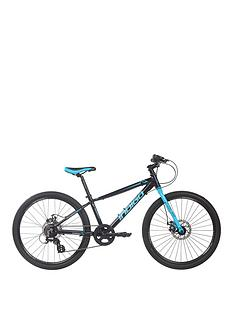 Indigo Indigo Verso X Kids Hybrid Bike, 7 Speed 12 Inch Frame