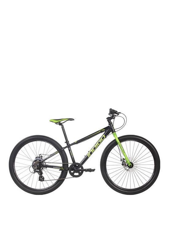 Indigo Indigo Verso X Kids Hybrid Bike, 7 Speed 13 Inch Frame | very ...