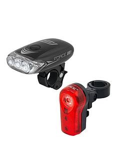 force-fame-led-bike-light-set