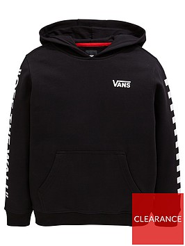vans-vans-boys-left-check-overheadnbsphoodienbsp--black