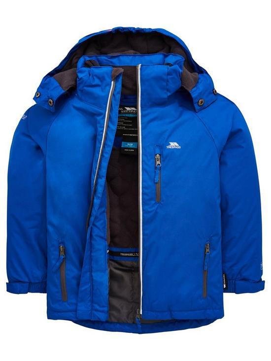 a441aa251 Trespass Trespass Boys Cornell 2 Waterproof Jacket