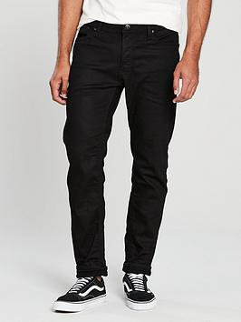 jack-jones-mike-jeans-black