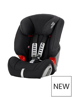 Britax Römer Britax Evolva Group 123 Car Seat
