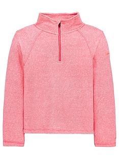trespass-girls-meadows-zip-fleece-pink