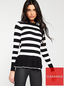 v-by-very-striped-peplum-hem-jumper-stripe