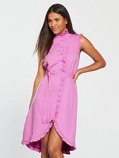 vero-moda-caroline-sleeveless-dress-mauve
