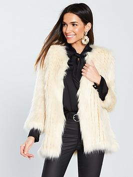 river-island-faux-fur-coat-cream