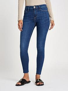 river-island-river-island-molly-regular-leg-jeans-blue