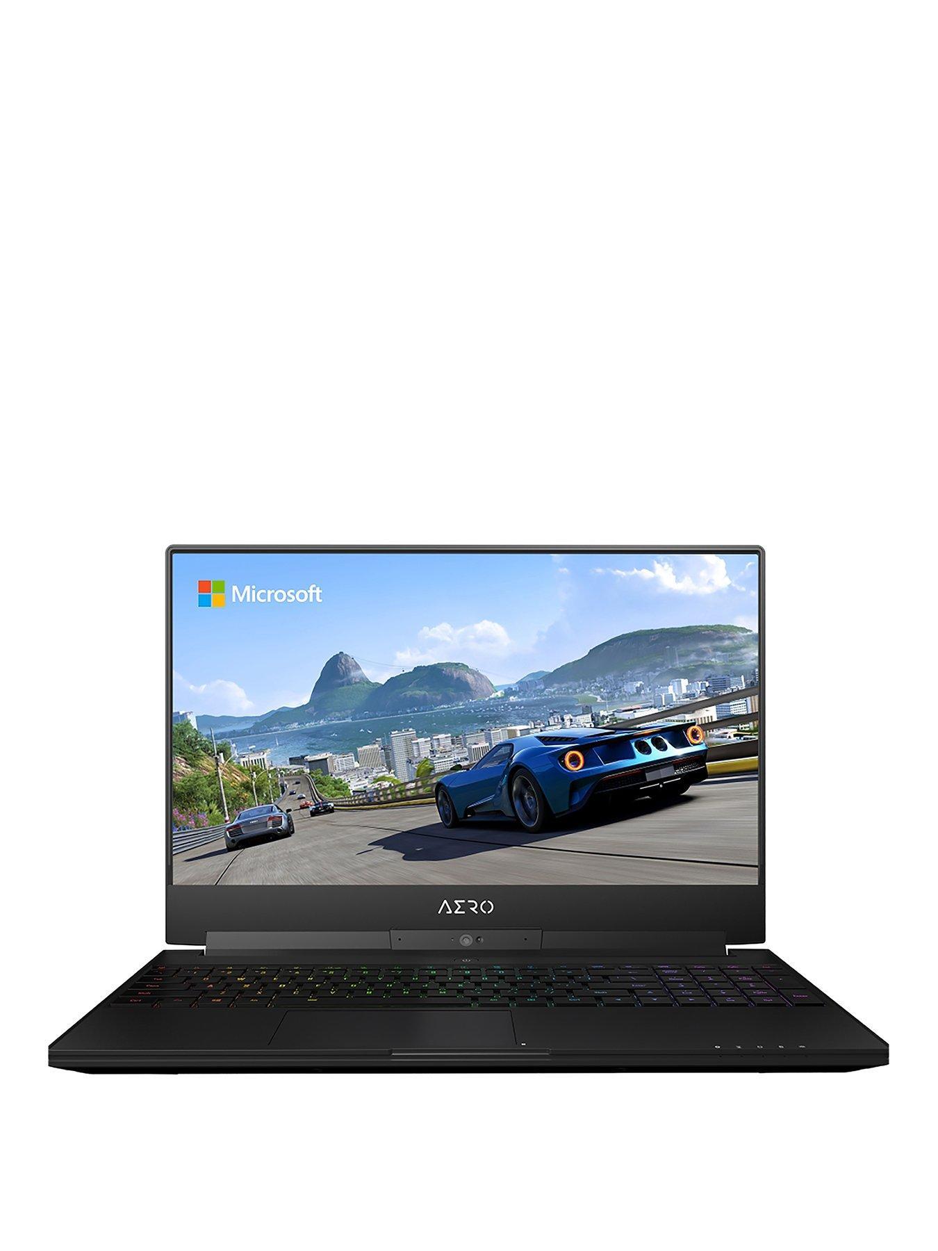 GIGABYTE AERO 15X FHD 144Hz, VR Ready, Intel® Core™ i7 8750H, GeForce GTX 1070 8GbMaxQ, 512GbPCIe SSD, 16GbRAM,15.6 inchGaming Laptop + Call of Duty Black Ops 4