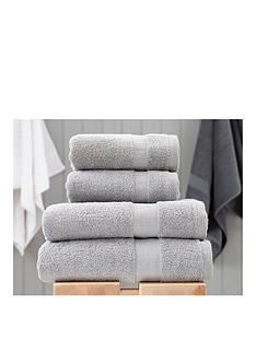 deyongs-decadence-100-combed-cotton-towel-collection-pairsnbspndash-silver