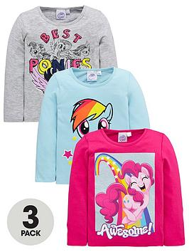 character-3-pack-my-little-pony-long-sleeve-tees