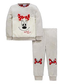 minnie-mouse-fleece-pyjamas