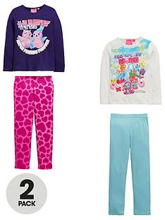 hatchimals-girls-2-pack-hatchimals-pyjamas-multi-coloured