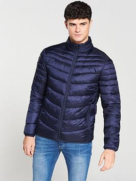 river-island-zp-front-funnel-neck-padded-jacket-navy