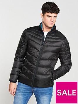 river-island-zip-front-funnel-neck-padded-jacket-black