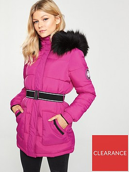 v-by-very-petite-colour-pop-padded-coat-pink