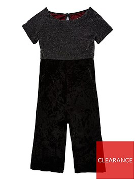 v-by-very-girls-glitter-amp-velour-bardot-culotte-jumpsuit
