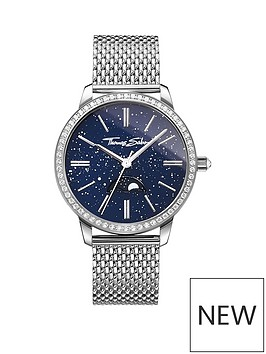 thomas-sabo-thomas-sabo-glam-and-soul-blue-night-sky-moonphase-crystal-set-dial-stainless-steel-mesh-strap-ladies-watch