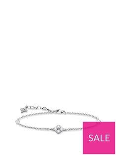 thomas-sabo-sterling-silver-cubic-zirconia-bracelet