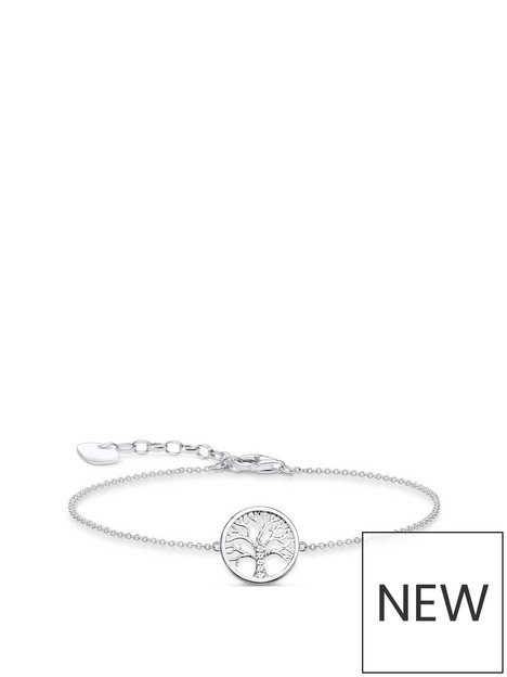 thomas-sabo-thomas-sabo-sterling-silver-tree-of-love-bracelet