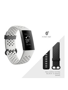 fitbit-charge-3-special-edition-graphitewhite-siliconenbsp