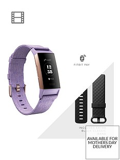 fitbit-charge-3-special-edition-lavender-wovennbsp