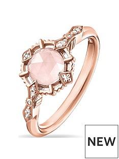 thomas-sabo-thomas-sabo-rose-gold-gemstone-solitaire-ring