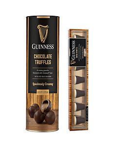 guiness-milk-and-white-chocolaten-mini-pints-65g-and-guiness-twist-wrapped-dark-truffles-tube-320g