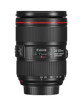 Canon Ef 24-105Mm F/4 L Ii  Is Usm Lens