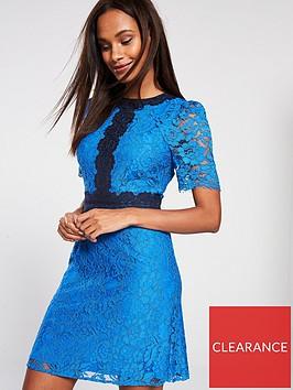 v-by-very-lace-a-line-dress-blue