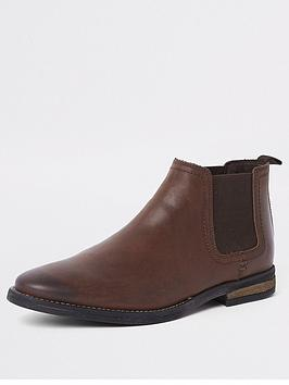 river-island-beppe-leather-chelsea-boot