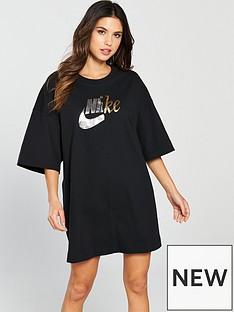 nike-sportswear-metallic-dress-blacknbsp