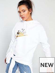 nike-sportswear-rally-metallic-hoodienbsp--whitenbsp