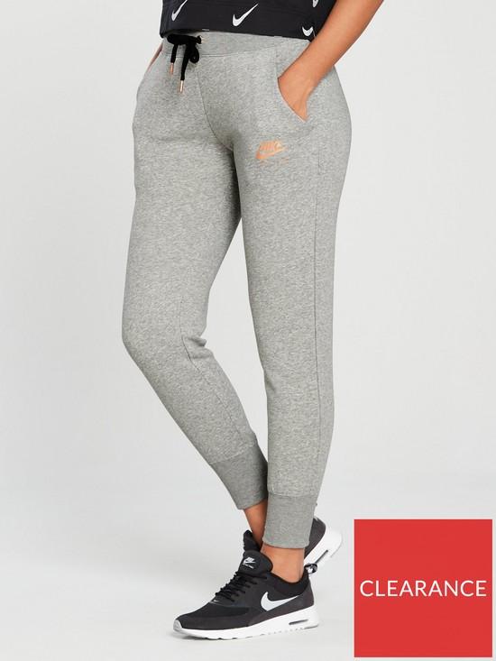 71f1c69ceb84 Nike Sportswear Air Jog Pant - Dark Grey Heather