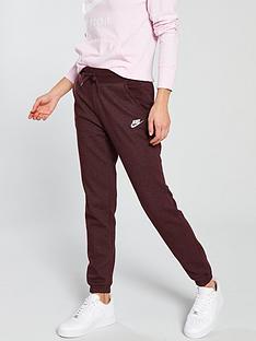 nike-sportswear-fleece-pants-burgundy