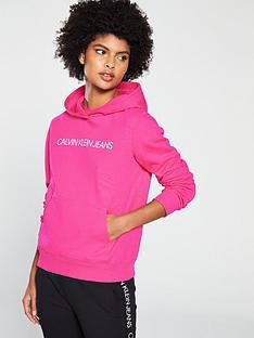 calvin-klein-jeans-institutional-hoodie-pink