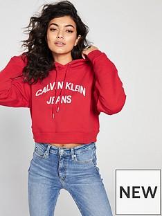 calvin-klein-calvin-klein-institutional-logo-cropped-hoodie