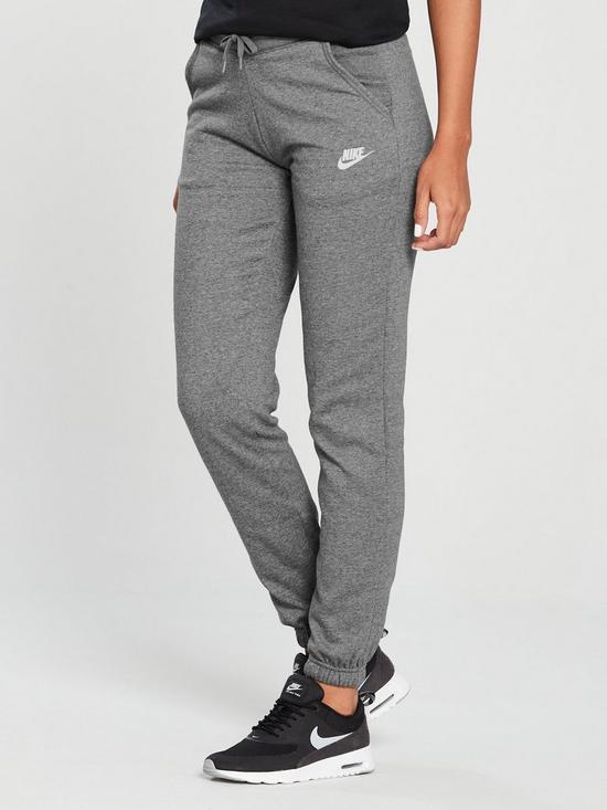 1717fe6c5000 Nike Sportswear Fleece Pants - Charcoal