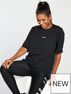 nike-training-short-sleeve-dry-top-blacknbsp