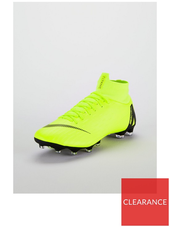 95237a66e869 Nike Mercurial Superfly 6 Pro Firm Ground Football Boots