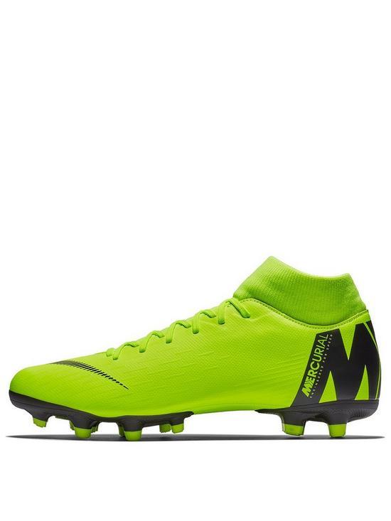 huge discount 8aacf 01d42 Mercurial Superfly VI Academy MG Football Boots