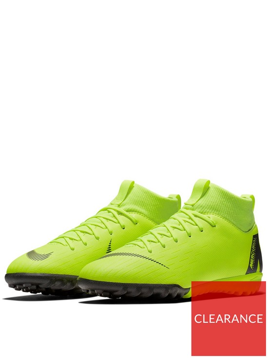d6a97398ed4b Nike Nike Junior Mercurial Superfly 6 Academy Astro Turf Football Boots |  very.co.uk